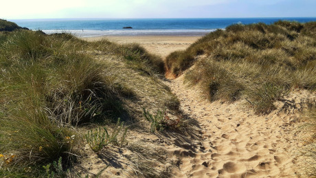 Aberffraw, Anglesey, North Wales - Dog Walks Near Me