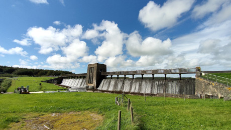 Llyn Cefni (Cefni Reservoir), Anglesey, North Wales - Dog Walks Near Me