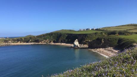 Porth Padrig Beach, Anglesey, North Wales - Dog Walks Near Me