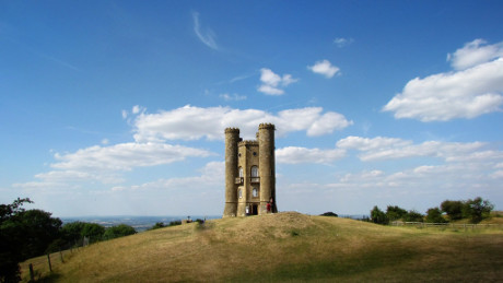 Broadway Tower, Cotswolds - Dog Walks Near Me