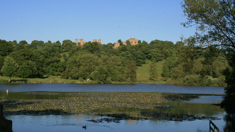Hardwick Hall, Derbyshire - Dog Walks Near Me