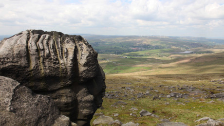 Blackstone Edge, Greater Manchester - Dog Walks Near Me