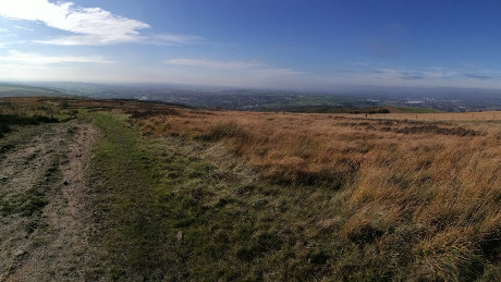 Crompton Moor, Oldham, Greater Manchester - Dog Walks Near Me