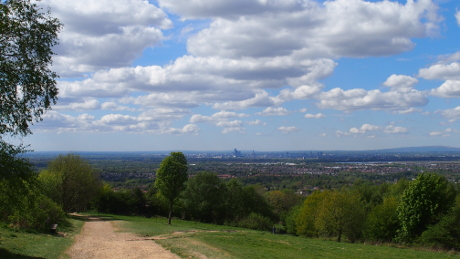 Werneth Low Country Park, Greater Manchester - Dog Walks Near Me