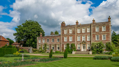 Gunby Hall and Gardens, Lincolnshire - Dog Walks Near Me