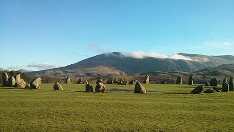 Castlerigg Stone Circle, Keswick, Lake District - Dog Walks Near Me