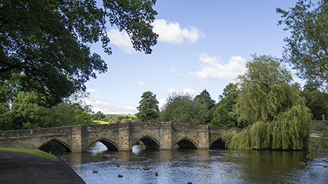 Bakewell and the Monsal Trail, Derbyshire - Dog Walks Near Me