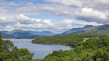Loch Lomond, The Trossachs National Park - Dog Walks Near Me