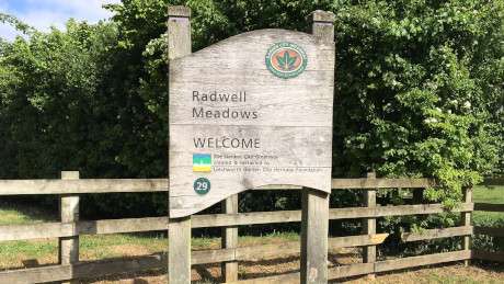 Radwell Meadows Country Park, Letchworth Garden City, Hertfordshire - Dog Walks Near Me