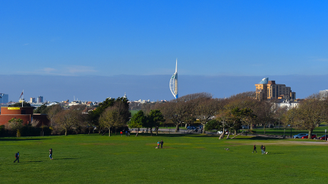 Southsea Common, Portsmouth - Dog Walks Near Me