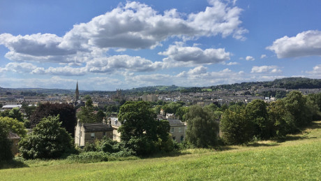 Bath Skyline, Somerset - Dog Walks Near Me