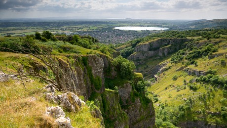 Cheddar Gorge, Somerset - Dog Walks Near Me