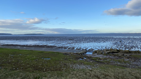 Clevedon Coastal Walk, North Somerset - Dog Walks Near Me