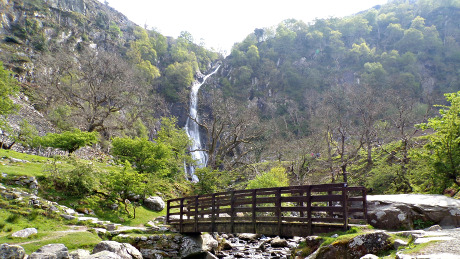 Aber Falls, Snowdonia National Park - Dog Walks Near Me