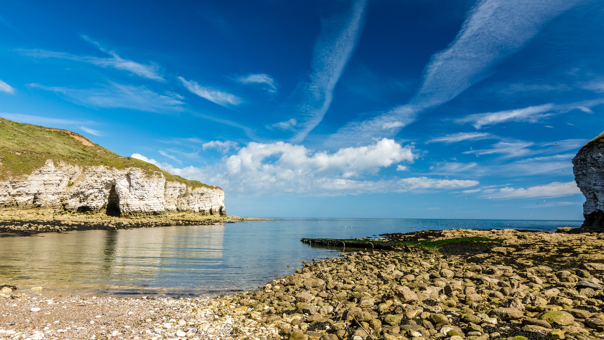 North Landing (Flamborough), East Riding of Yorkshire - Dog Walks Near Me