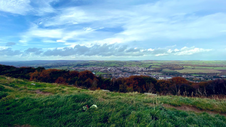 Otley Chevin, Wharfe Valley - Dog Walks Near Me