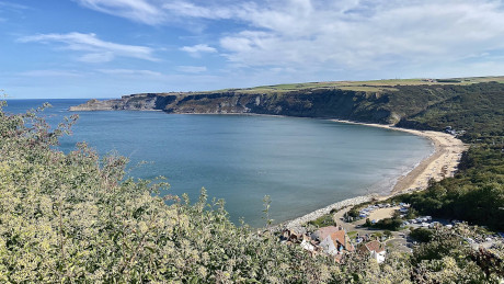 Runswick Bay, North York Moors National Park - Dog Walks Near Me
